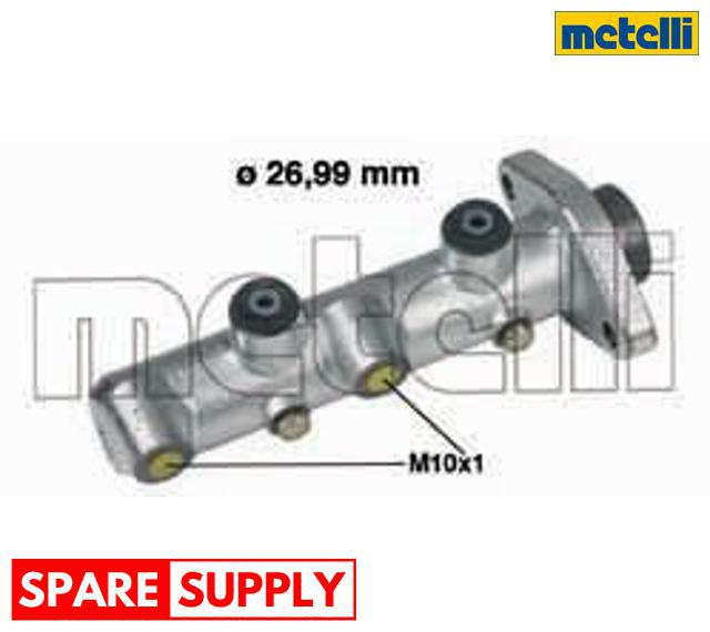 METELLI Brake Master Cylinder 05-0622
